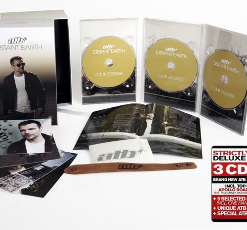 atb distant earth fanbox limited edition