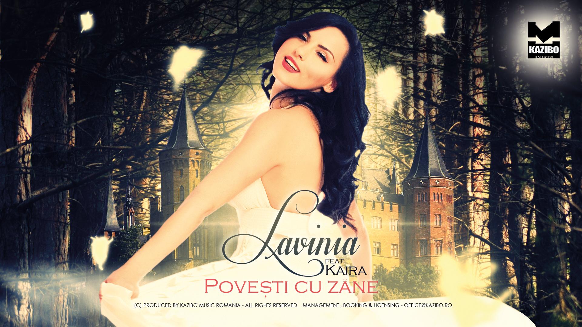Lavinia Feat. Kaira - Povesti Cu Zane (piesa noua)