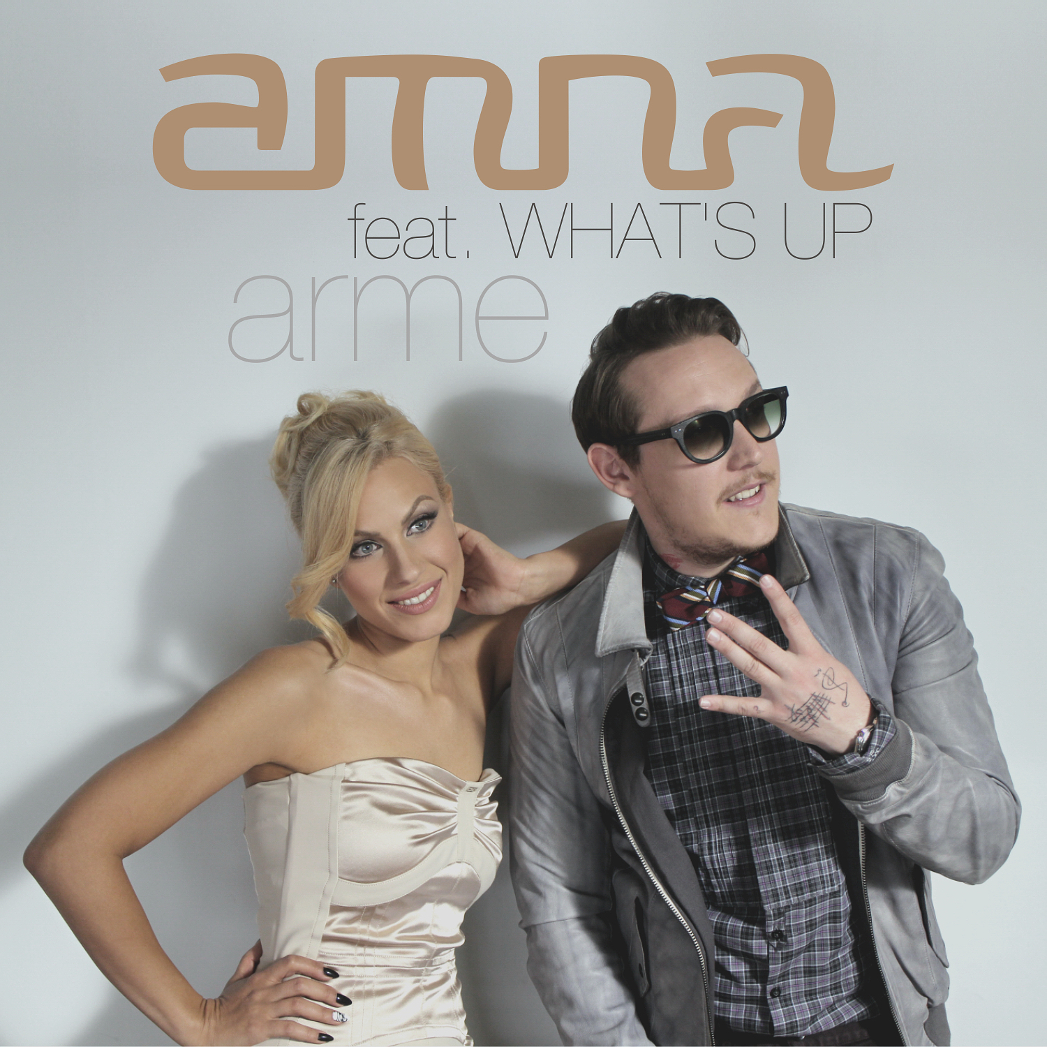 Amna feat What's Up - Arme (Official Video HD)