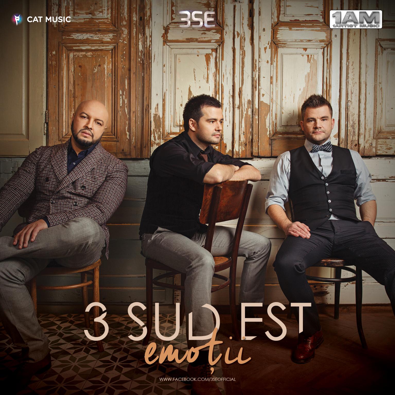 3 Sud Est - Emotii (2014) (Official Audio)