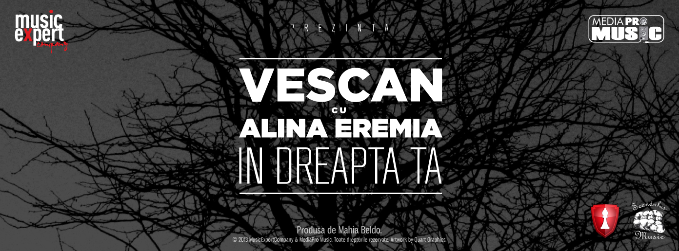 vescan ft alina eremia in dreapta ta