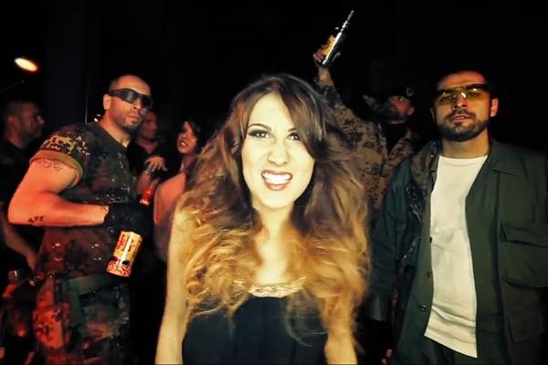 CRBL feat Adda & Raku - Ca la bombardamente (videoclip)