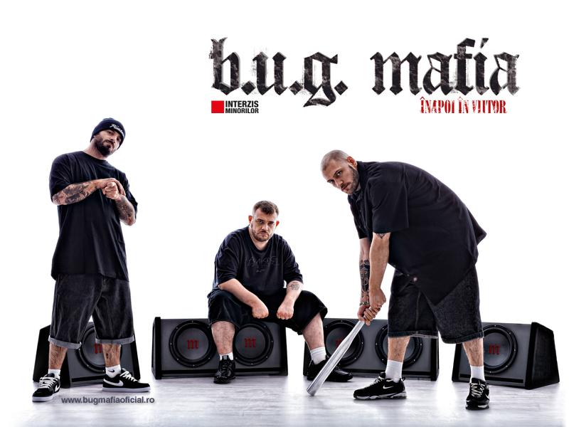 """Download: """"înapoi în viitor"""" noul album b. U. G. Mafia muzica."""
