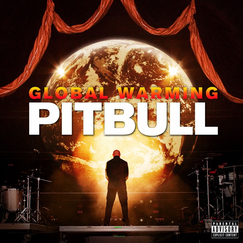 Global Warming Pitbull Album Cover Global Warming Album&form