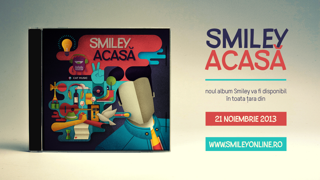Smiley - Acasa (Official Video HD)