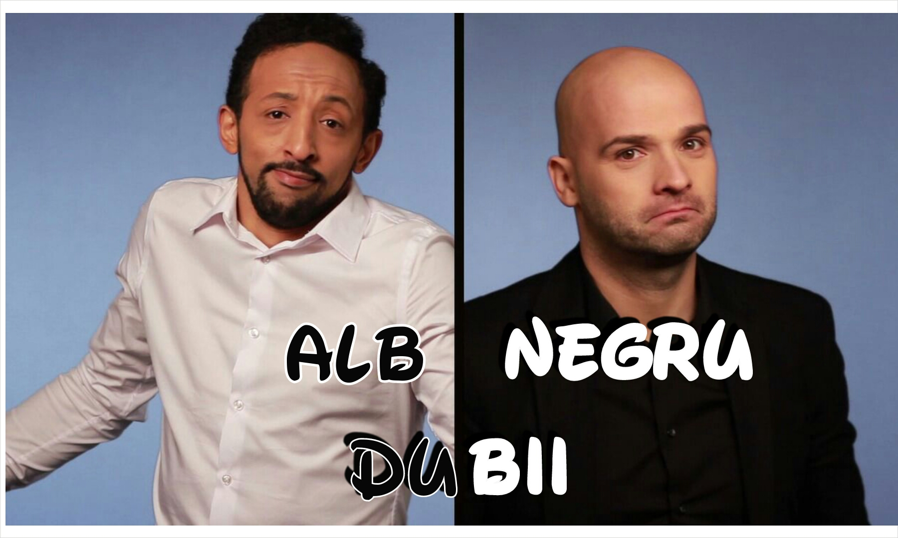 Download Alb Negru - Dubii (Videoclip Oficial)