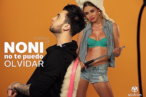Download Noni - No te puedo olvidar (Videoclip nou)