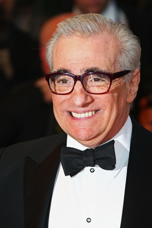martin scorsese 101636l Top 10 Most Influential Celebrities of 2013