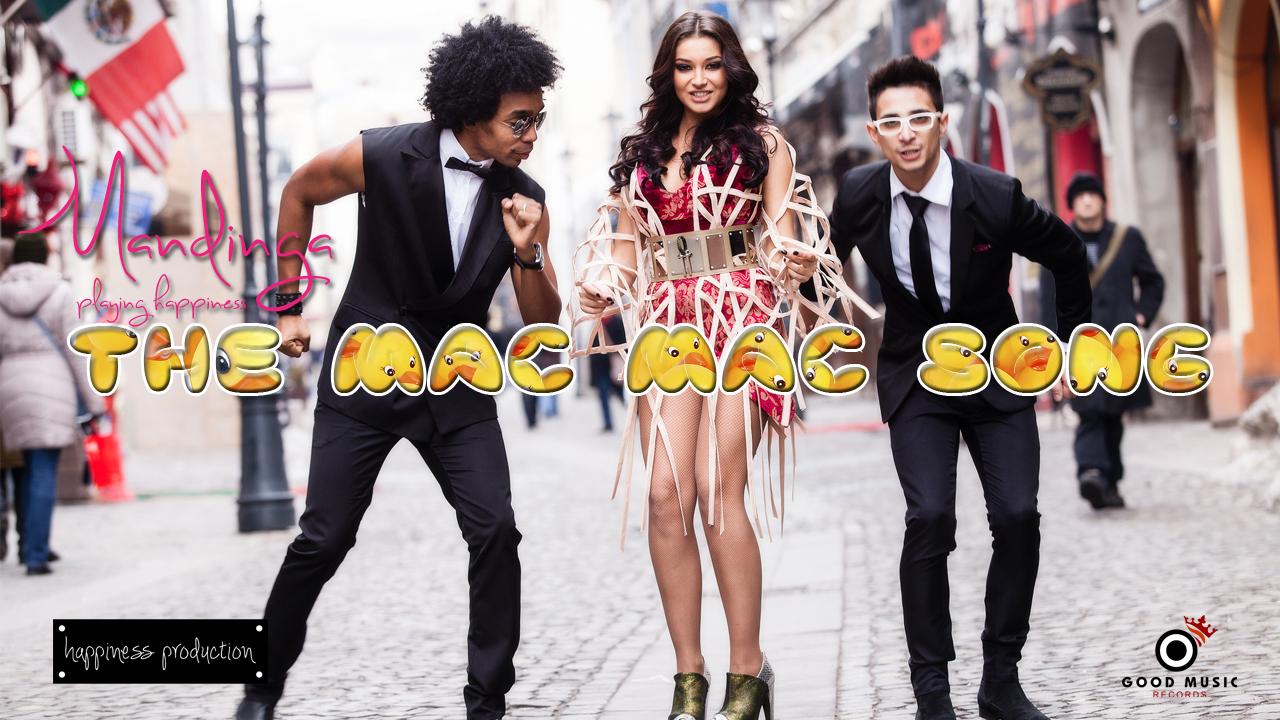 Mandinga - Mac Mac Song (piesa noua)