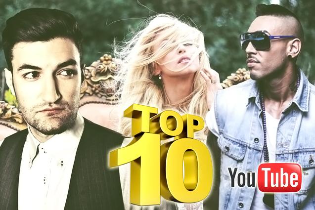 Top 10 cele mai tari videoclipuri romanesti in 2012