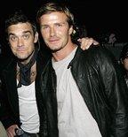David Beckham si Robbie Williams - cuplu gay pe Wisteria Lane