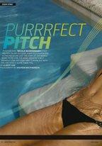 Nicole Scherzinger @ Men's Fitness 7