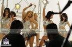 "Poze filmari videoclip Andreea Balan - ""Baby get up and dance"""