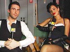 Rihanna a filmat videoclip cu Maroon 5