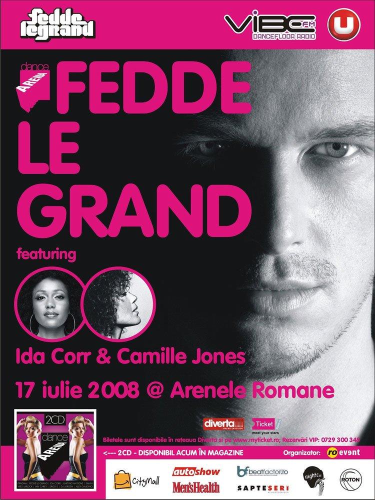 Concert Fedde Le Grand