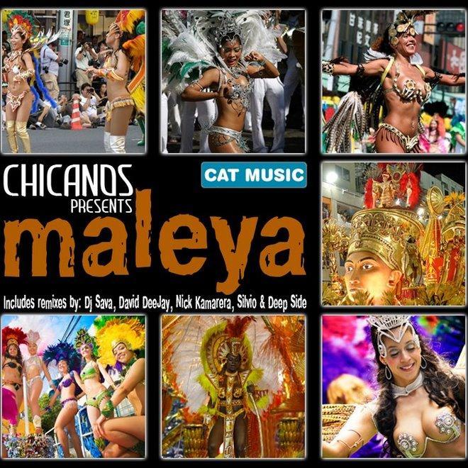 Chicanos - Maleya