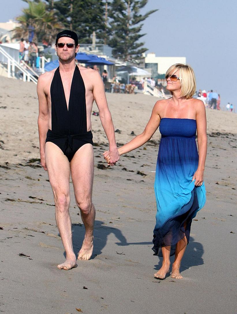 Jim Carrey & Jenny McCarthy