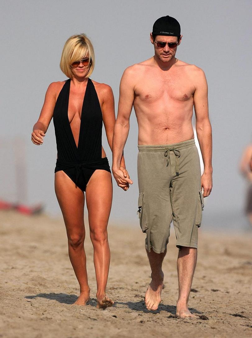 Jim Carrey & Jenny McCarthy 2