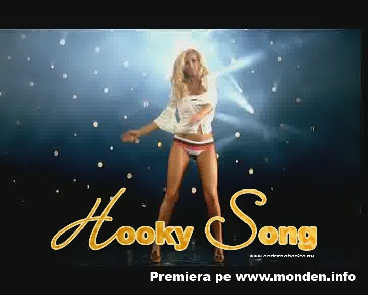 Andreea-Banica-Hookie-Song