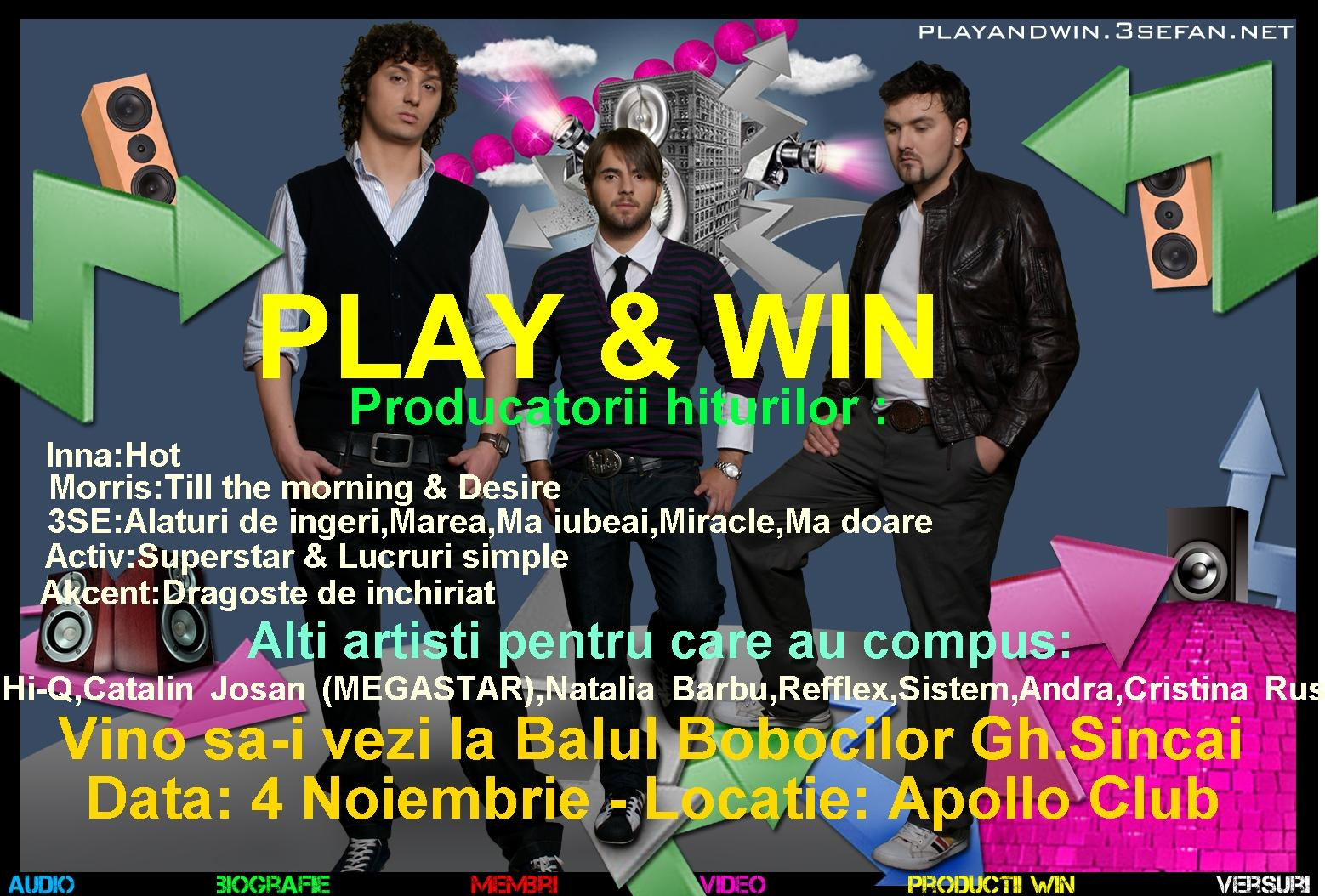 afis concert play & win