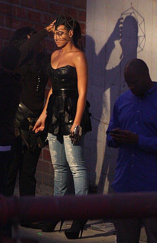 Filmari videoclip beyonce diva - Beyonce diva video ...