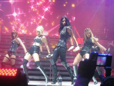 Pussycat Dolls Doll Domination Tour 9