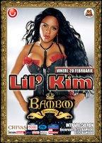 Concert LIL`KIM @ club Bamboo - Bucuresti