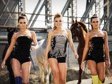 Videoclip Elena Gheorghe - The Balkan Girls