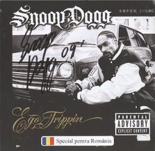 Concurs Universal Music Romania: 3 albume cu autograf SNOOP DOGG!