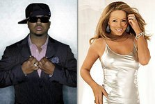 "Videoclip The-Dream feat Mariah Carey - ""My love"""