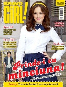 Editorial Fashion Bravo Girl #9
