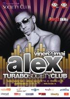 Concert Alex @ Turabo Society Club
