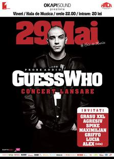 "Guess Who lanseaza ""Probe Audio"""