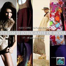 Curs de stilism & fotografie de moda (17-18 octombrie)