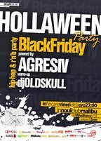 Hollaween Party @ Black Friday
