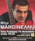 Concert Mihai Margineanu @ Sala Palatului