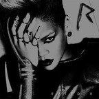 "Coperta album Rihanna: ""Rated R"""