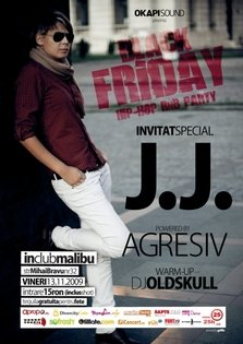 J.J. live @ Black Friday