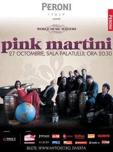 Recenzie Pink Martini (Guest post: Edi Enache)