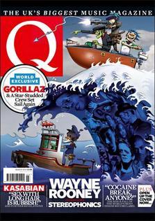 Gorillaz @ Q Magazine