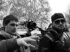 Filmari videoclip Skizzo Skillz feat. Drei Ros - Jaf Armat