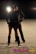 Filmari clip Cristina Spatar - Believe (14)