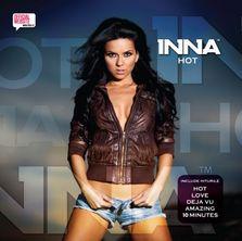 Inna lanseaza albumul HOT in Romania, tu poti alege coperta