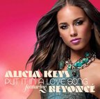 Coperta single: Alicia Keys feat. Beyonce - Put It In A Love Song