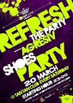 Shoes Party (20 martie) @ club Tan Tan + concurs