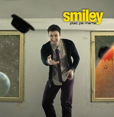 "Concurs: 7 albume Smiley ""Plec Pe Marte"""