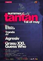 Guess Who, Grasu XXL, Agresiv & co: 1 mai @ Tan Tan Summer Club Mamaia