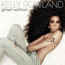 Coperti single-uri Kelly Rowland - Grown Woman, Rose Colored Glasses