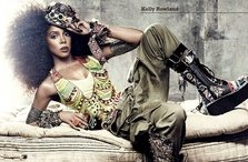 Piesa noua Kelly Rowland - Grown Woman