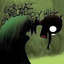 Coperta oficiala: Gorillaz - On Melancholy Hill